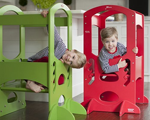 Little Partners Learning Tower Kids Step Stool