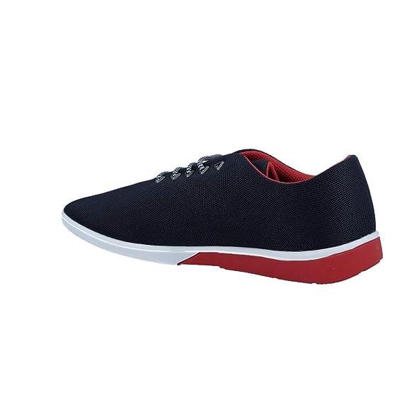 Muroexe Atom Oasis Dark Blue, Zapatos de Cordones Derby Unisex Adulto: Amazon.es: Zapatos y complementos