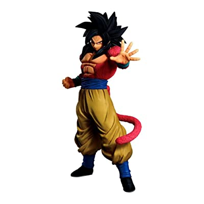 TAMASHII NATIONS Dragon Ball GT Super Saiyan 4 Goku Ichiban FIG: Toys & Games