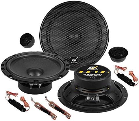 Esx Sxe6 2c 16 5 Cm Komponenten Lautsprecher Mit 200 Watt Rms 100 Watt Navigation