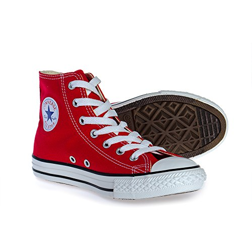 Converse Kids Chuck Taylor All Star Hi Top Sneaker (2.5 M US Little Kid, (Youth High Top)