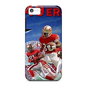 iphone 4s DJz10041HDvp Provide Private Custom Trendy San Francisco 49ers Pictures Excellent Cell-phone Hard Covers -SherriFakhry