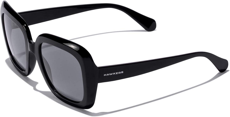 HAWKERS - Gafas de sol para mujer BUTERFLY, Negro: Amazon.es: Ropa ...