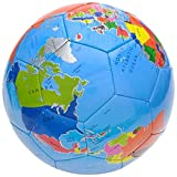 Rhode Island Novelty 9'' Globe Soccer Ball