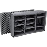 CVPKG presents - New Black padded divider set & Lid foam to fit Pelican 1510.
