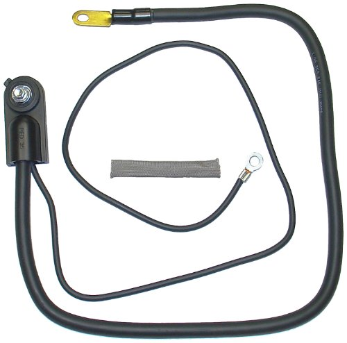 ACDelco 2SD33XA Professional Negative Side Terminal Battery Cable with Auxiliary Leads (Negative Battery Cable)