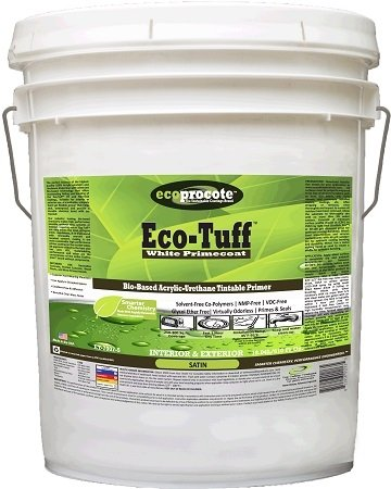 Eco-Tuff ET-7007-5 White Tintable Primecoat, 5 Gal