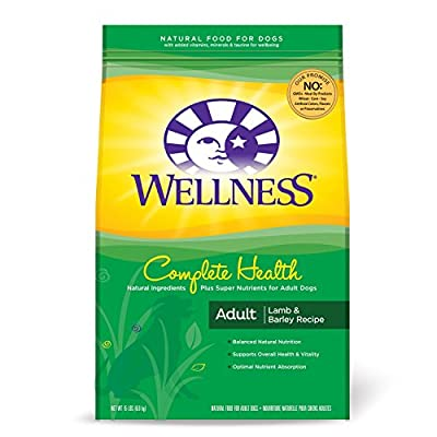 Wellness Complete Health Natural Dry Dog Food by Wellness