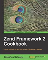 Zend Framework 2 Cookbook Front Cover