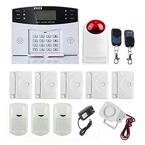 Autodial Security Wireless Business Detectors