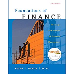 VangoNotes for Foundations of Finance Audiobook