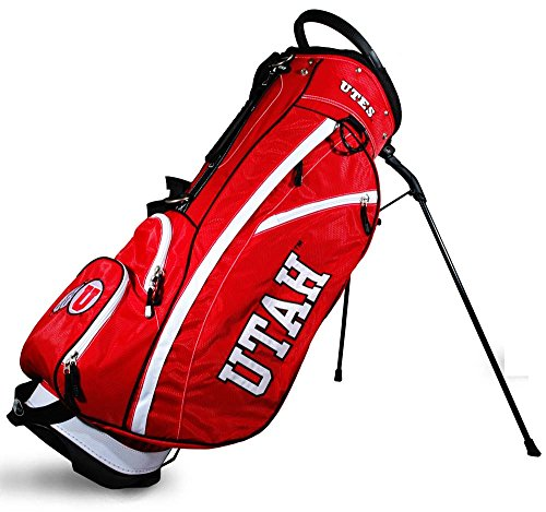 NCAA Utah Fairway Golf Stand Bag by Team Golf