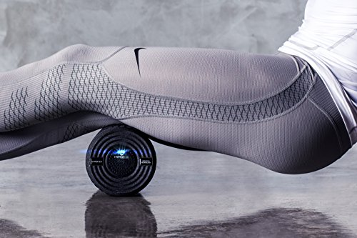 Hyperice Vyper 2.0 High-Intensity Vibrating Fitness Roller - Black by Hyperice (Image #1)