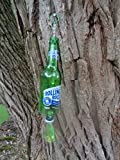 Rolling Rock Beer Bottle Wind Chime - Bottle Wind Chime - Beer Decor - Rolling Rock Gift - Outdoor Decor