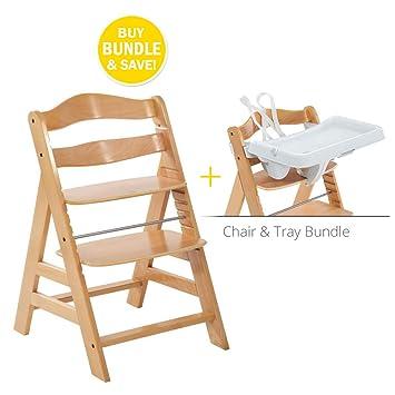 Amazon.com: Hauck Alpha - Juego de alimentación para silla ...