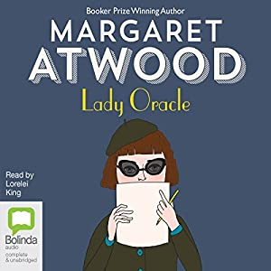 Lady Oracle Audiobook