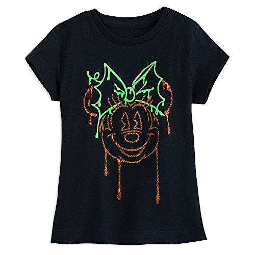 Disney Minnie Mouse Halloween T-Shirt for Girls Size XL (14) -