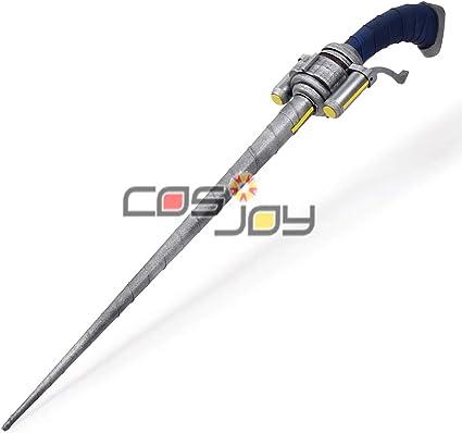 "New RWBY Weiss Schnee Myrtenaster Sword PVC Cosplay Prop 47/"""