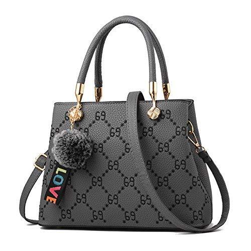 Est Pour De Size Bag Gelbe Le Grau Shopping Femme D'admission Sac color Élégant Lounayy Homme Die Paquet Size One Un xCwXqzz0