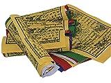 Tibetan Prayer Flags Wind Horse 50 Flags Five Rolls Review