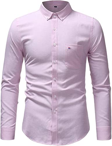 Easytoy Camisa para Hombre, 2019 Classic Men Gifts Fashion ...