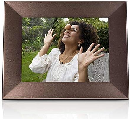 NIXPLAY Iris Marco Digital WiFi Fotos 8 Pulgadas Bronce. Envios ...