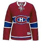 Montreal Canadiens Reebok 2015-16 Women's Premier Replica Home Jersey - Size Medium