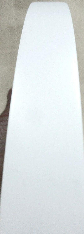 "Black High Gloss PVC edgebanding 15//16/"" x 120/"" inches preglued hot melt adhesive"
