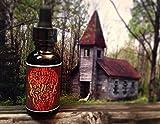 7 Sins Beard OIL Backwoods Envy 1 Fluid Ounce Cedar Deep Wood Smell Dropper Top