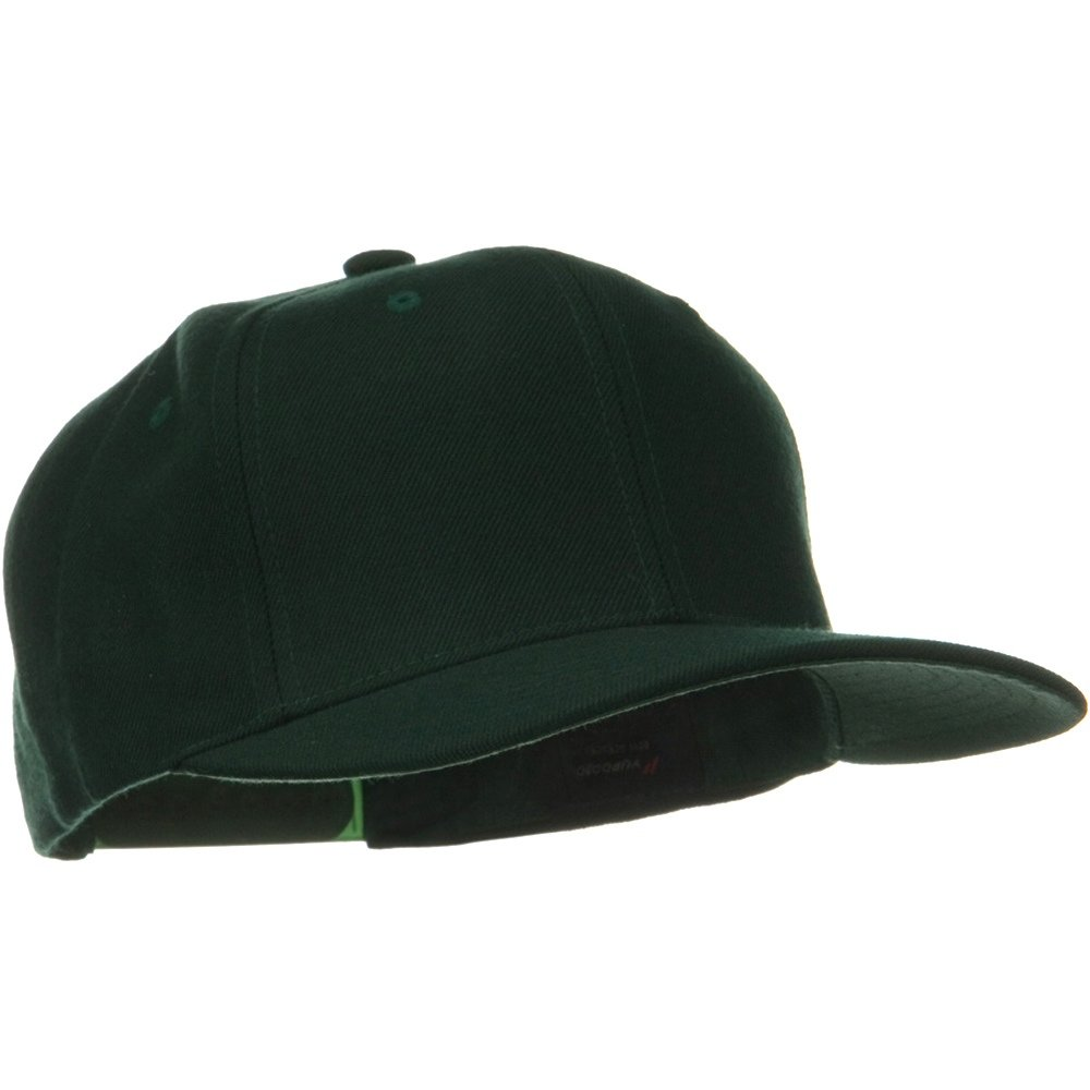Spruce Sonette//Yupoong Wool Blend Prostyle Snapback Cap