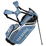 North Carolina Tar Heels Caddie Carry Hybrid Golf Bag