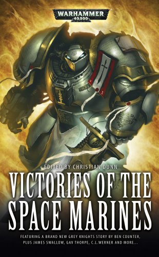 book cover of Victories of the Space Marines