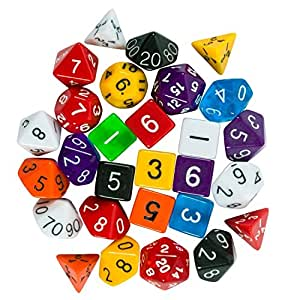 Math Dice Games – Perfect for Learners of All Ages – Includes a FREE dice bag and 5 FREE Math Dice Games Covering Many Mathematical Concepts – Ideal for Teachers, Parents, and Childcare Professionals