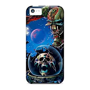 Blowey Case Cover For Iphone 5c - Retailer Packaging Iron Maiden Protective Case