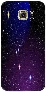 Snoogg Diseñador Nebulosa De Orión Protectora Volver Funda Para El Samsung Ga...