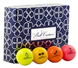 Best Ladies Golf Balls - Ball Couture Fashionable Golf Balls for Women Variety Review