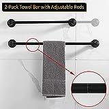 BGL Towel Bar 304 Stainless Steel Matte