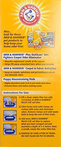 Arm-Hammer-Multi-Cat-Strength-Clumping-Litter-Unscented