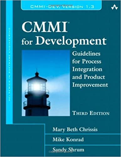 CMMI for Development 3rd Edition Guidelines for Process Integration and Product Improvement