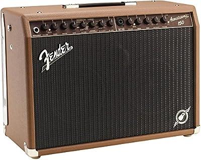 Fender Acoustasonic 150 150W 2x8 Acoustic Guitar Combo Amp, by Fender