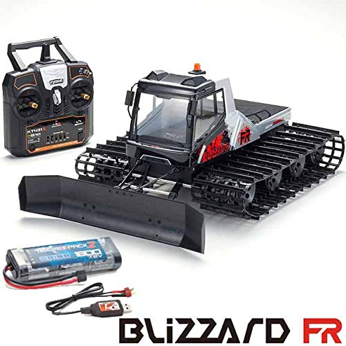 Kyosho Blizzard FR - Readyset (RTR) RC Track Vehicle from Kyosho
