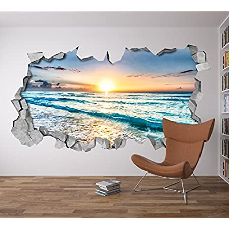 51SLspcMk3L._SS450_ Beach Wall Decals and Coastal Wall Decals