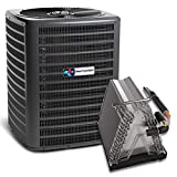 4 ton carrier heat pump - Goodman Direct Comfort 4 Ton 14.5 Seer Heat Pump with Uncased Coil GSZ160481 CAUF4961D6 TX5N4 (3/8 x 7/8 x 50' line Set)
