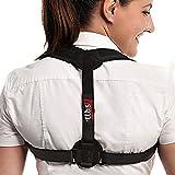 #6: WASY Posture Corrector For Women Men - Effective and Comfortable Adjustable Posture Correct Brace - Back Brace - Posture Brace - Clavicle Support Brace - Posture Support - Upper Back