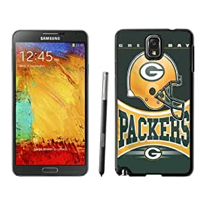 Pink Ladoo? Samsung Note 3 Case Phone Cover Hard Plastic Green Bay Packers