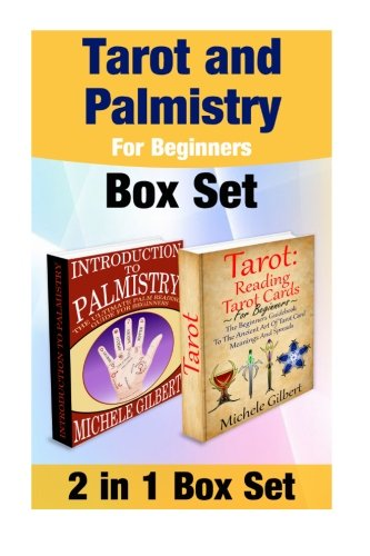 Palmistry Cards - Tarot and Palmistry For Beginners Box Set: Reading Tarot Cards And The Ultimate Palm Reading Guide For Beginners (Tarot Cards ... ... Divination Series)