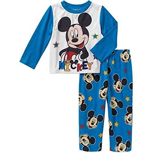 925208739 Disney Mickey Mouse Toddler and Baby Boys 2 Piece Pajama Set ...
