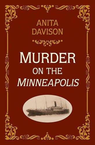 Murder on the Minneapolis by Anita Davison - Shopping Minneapolis Mall