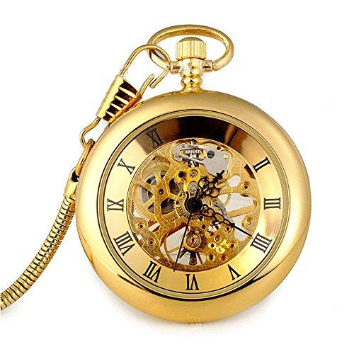 reloj steampunk tesla