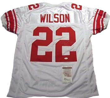 david wilson jersey